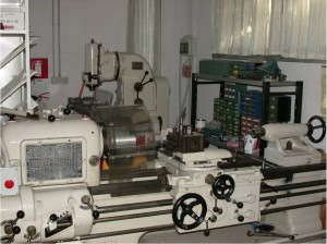 Il laboratorio meccanico