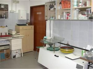 Il laboratorio ottico
