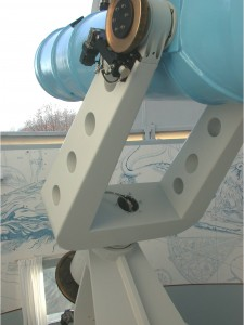 Il telescopio riflettore da 430 mm