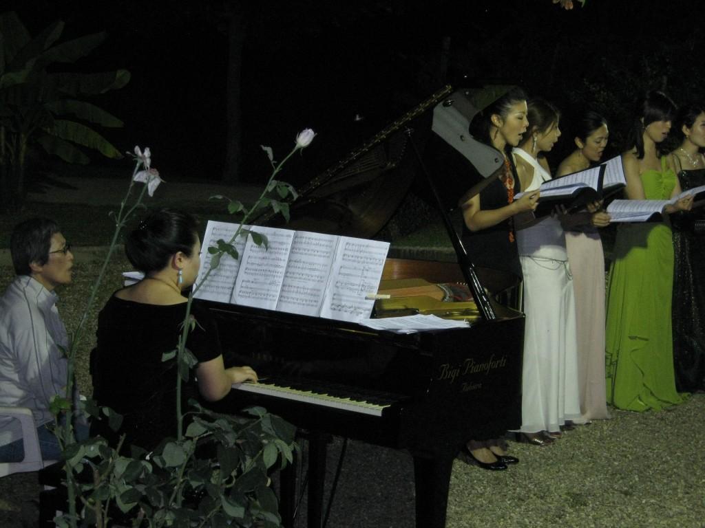 L'accompagnamento del pianoforte