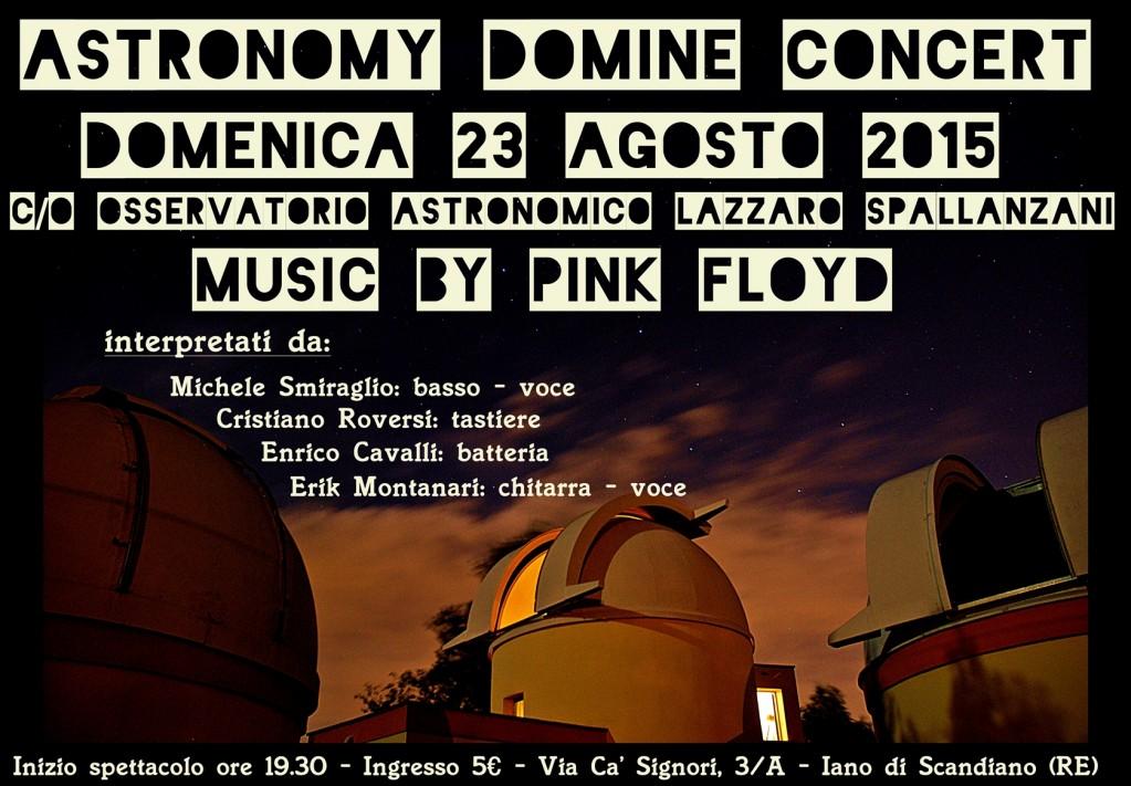 Astronomy donino concert