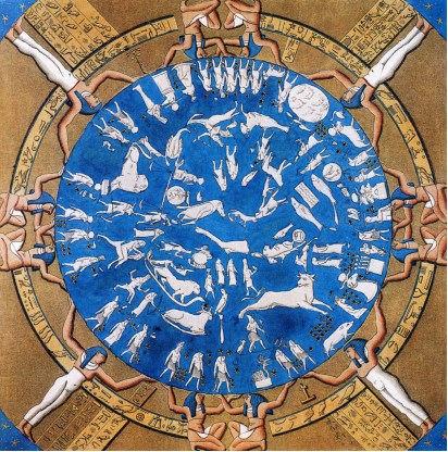 L'immagine del cielo antico