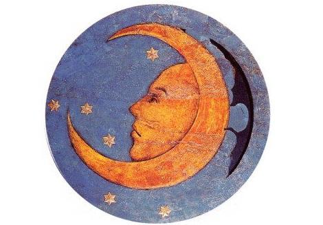 Luna ... notturna compagna del ciel